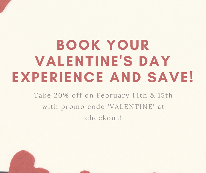 Try Something Different This Valentine's Day