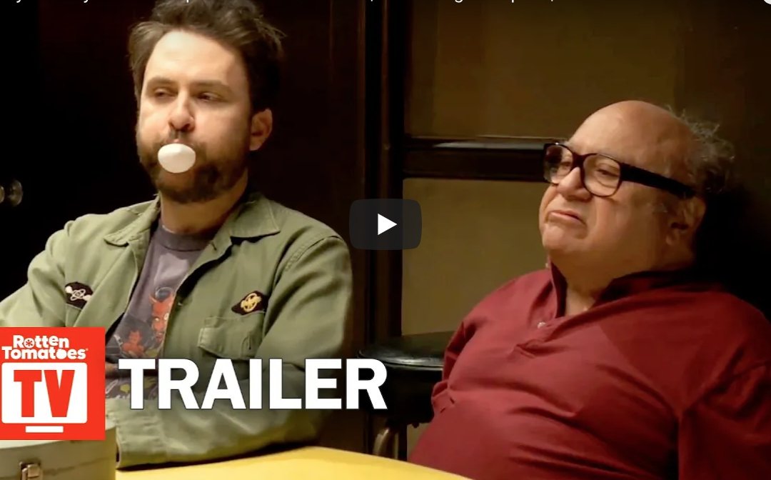Always Sunny Cast Breaks Out of an Escape Room